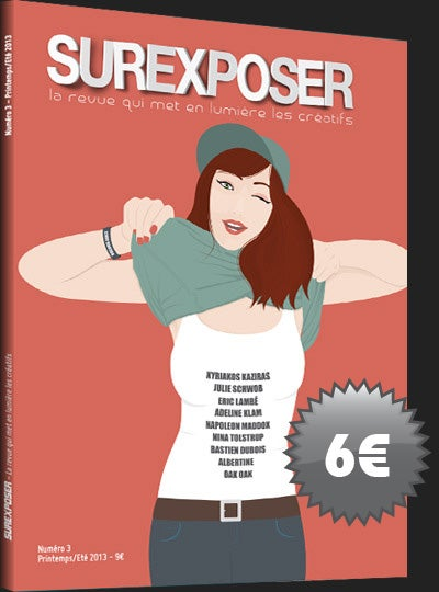 Image of Surexposer #3 - Printemps/Eté2013
