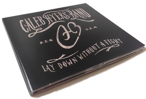 "Image of ""Lay Down Without A Fight"" Physical Copy *FREE SHIPPING"