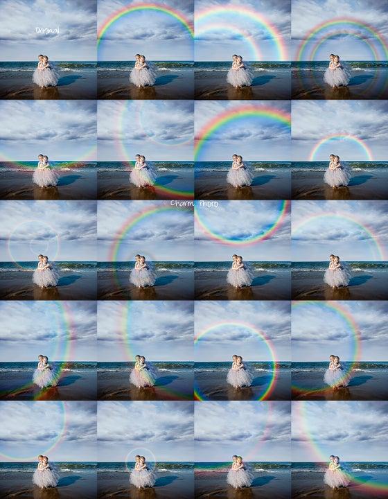 Image of Charming Rainbows