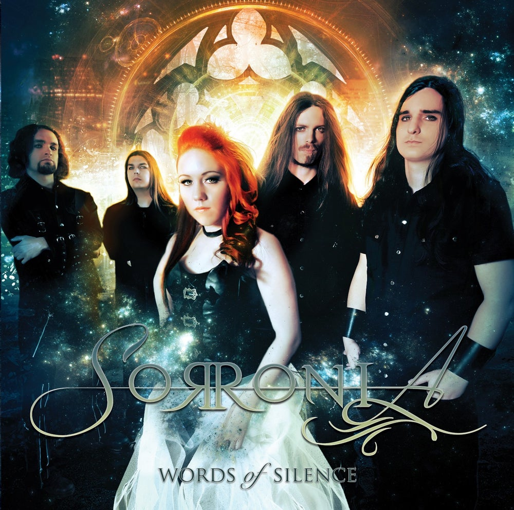 Image of Sorronia - Words of Silence (2013) album