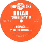"Image of BOLAJI ""OUTER LIMITS"" EP"