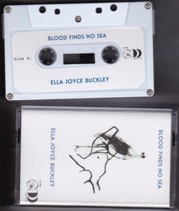 Image of BLOOD FINDS NO SEA (CASSETTE TAPE)