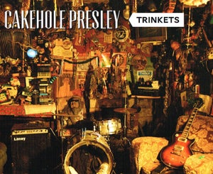 "Image of Cakehole Presley ""Trinkets"" EP"