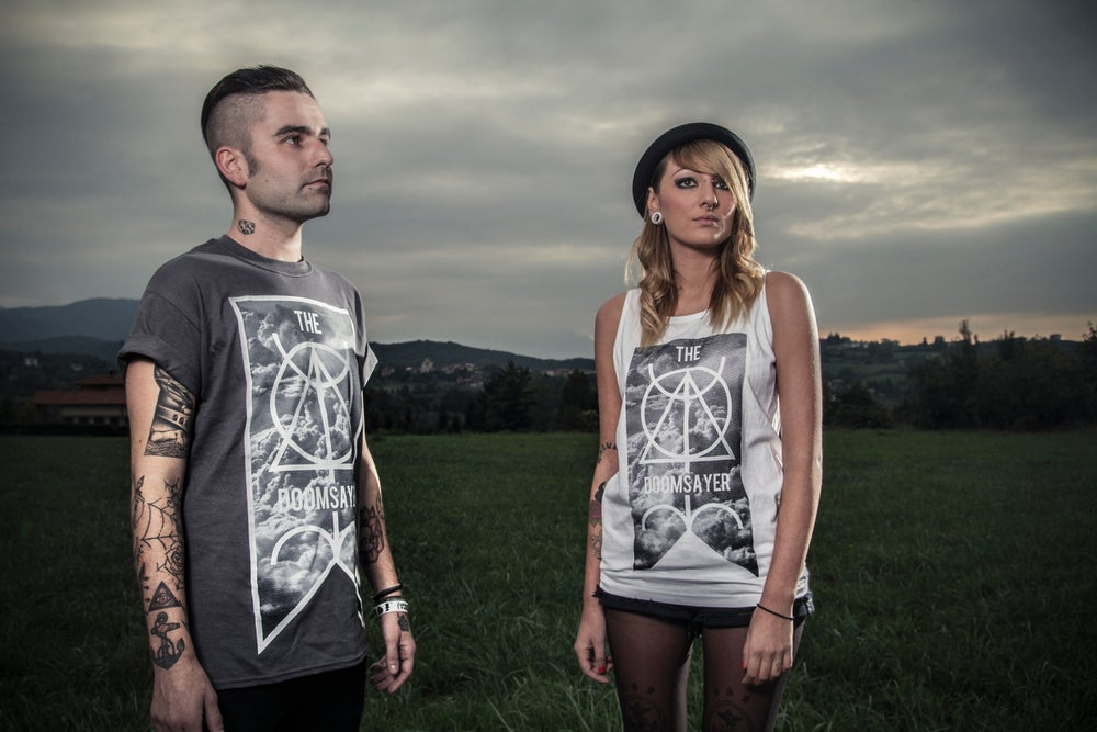 Image of The Doomsayer Tee & Tank/Vest by Maxim Scott