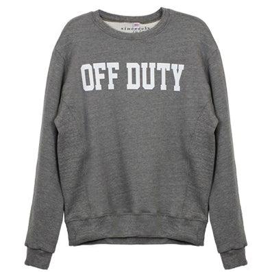 Image of Off Duty Sweatshirt