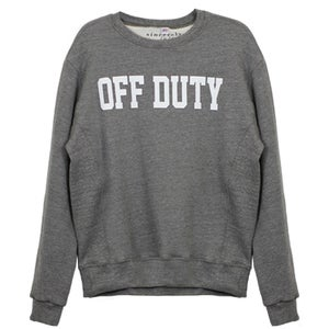 Image of Off Duty Sweatshirt
