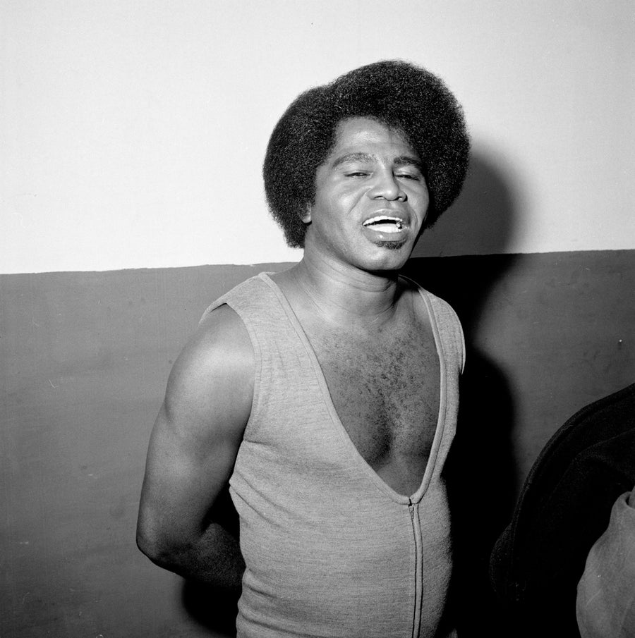 Image of James Brown; The Godfather Of Soul 1970's