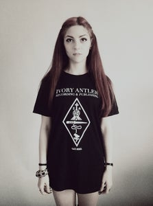 Image of IVORY ANTLER - 'The Cult of Ivory Antler' Shirt