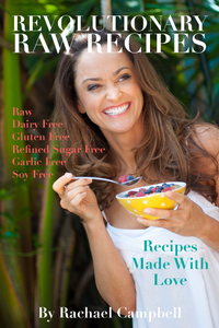 Image of Revolutionary Raw Recipes eBook (instant download)