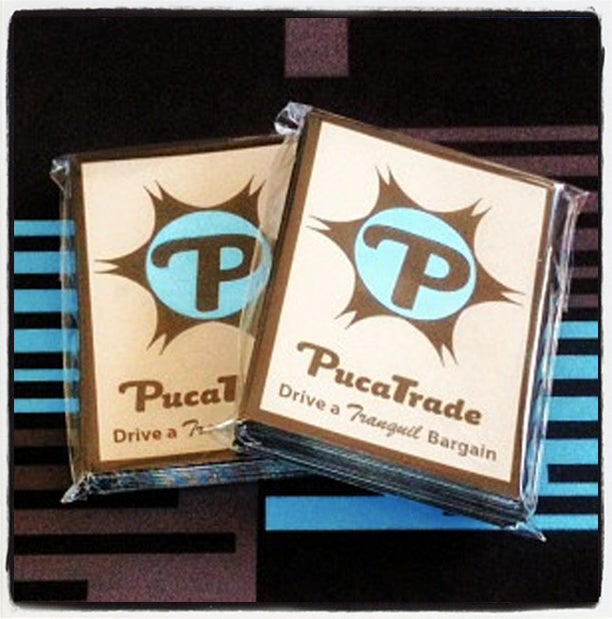 "Image of PucaTrade Sleeves ""Classic"" (100 ct)"