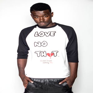 "Image of  ""Love No Thot"" Quarter Sleeve Tee *LIMITED"