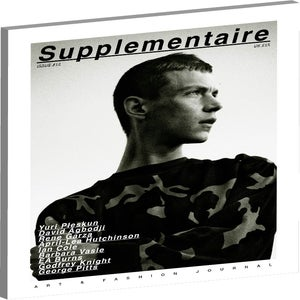 Image of Supplementaire Art & Fashion Journal - Issue 12 Print Edition
