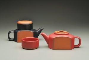 Image of Individual Teapot