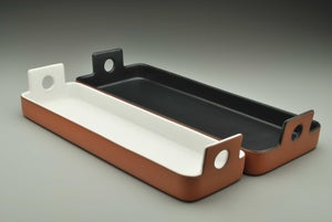 Image of Large Rectangular Tray