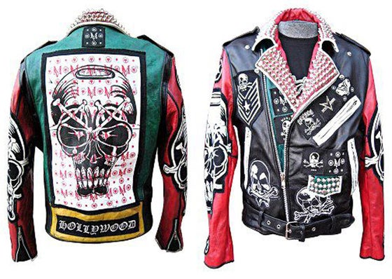 Custom MV Leather Jackets / Chords Los Angeles