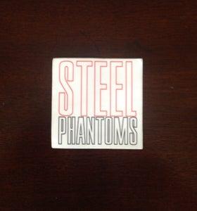 Image of Steel Phantoms Stickers