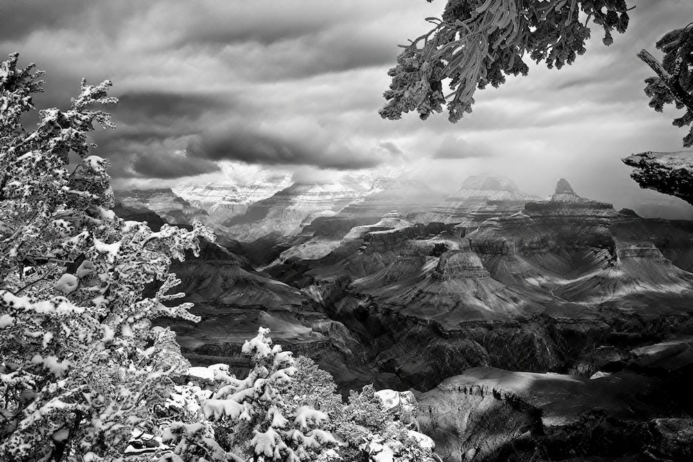 Image of Grand Canyon, December