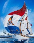 Image of HMCS Oriole 8x10 Photographic Print