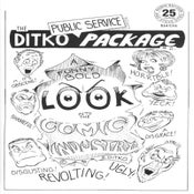 Image of The Ditko Public Service Package #2