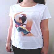 Image of Elizabeth T Shirt - Womens
