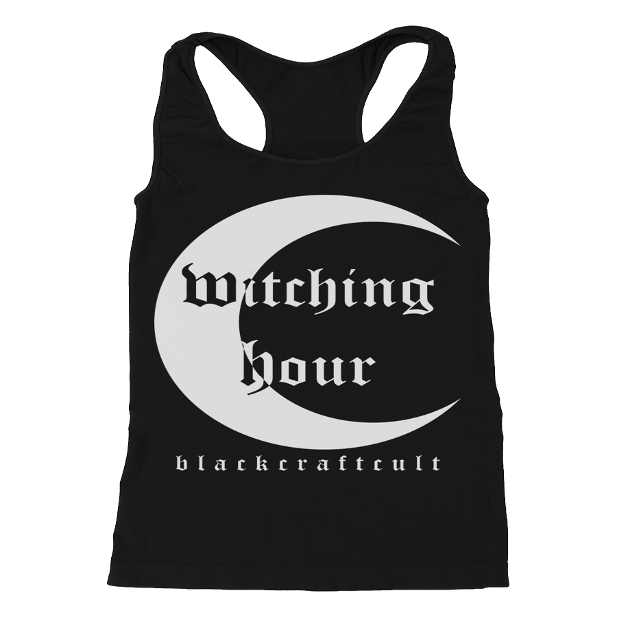 Image of Witching Hour - Racerback Tank