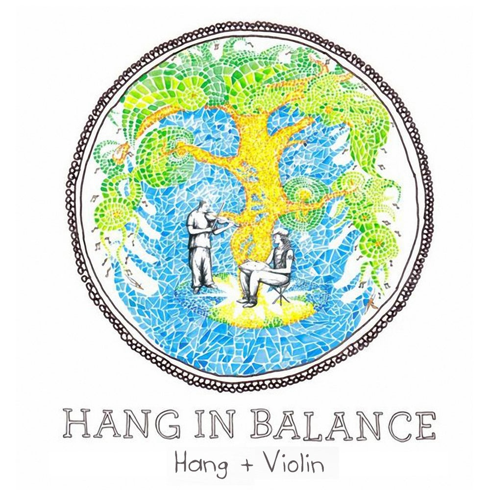 Image of Hang and Violin - CD