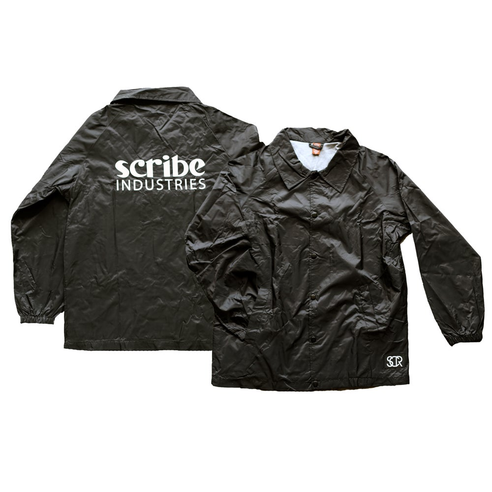 Image of Original Brand Windbreaker Jacket