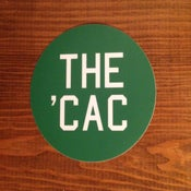 Image of The 'Cac Bumper Sticker