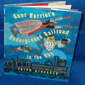 Image of Aunt Harriet's Underground Railroad in the Sky - paperback