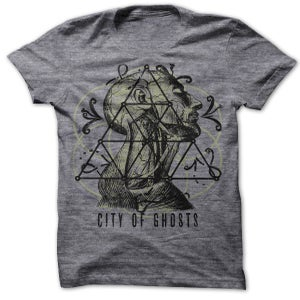 Image of Gray Geometry Shirt