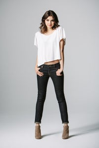 Image of Lazy Monday - Slim Straight Jean