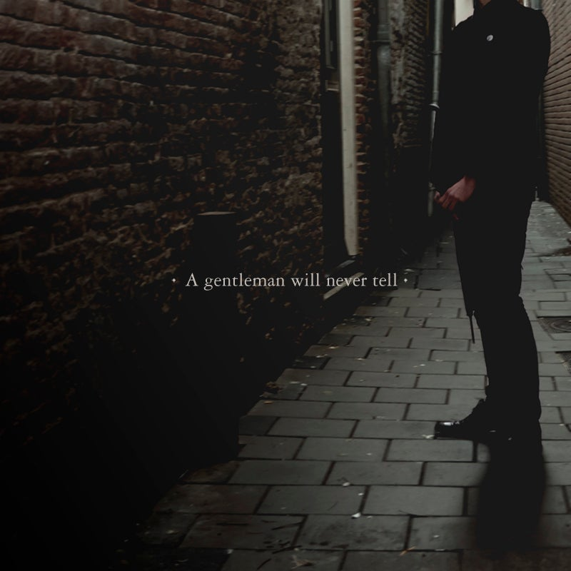"""Image of SCREW HOUSTON, START SCREAMING - a gentleman will never tell 7"""""""