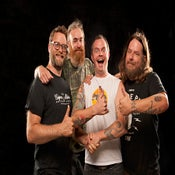 Image of Concert 20 Janvier //  RED FANG + THE SHRINE + LORD DYING @ Nantes, Le Ferrailleur
