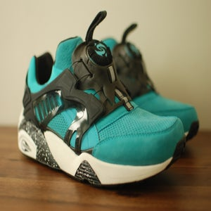 "Image of Ronnie Fieg x Puma Disc Blaze OG ""Cove"""