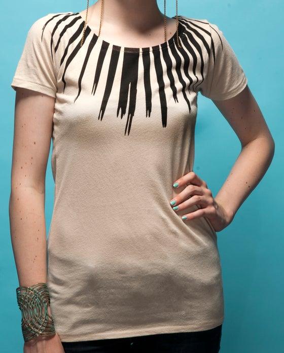 "Image of ""Centro"" Scoopneck Tshirt"