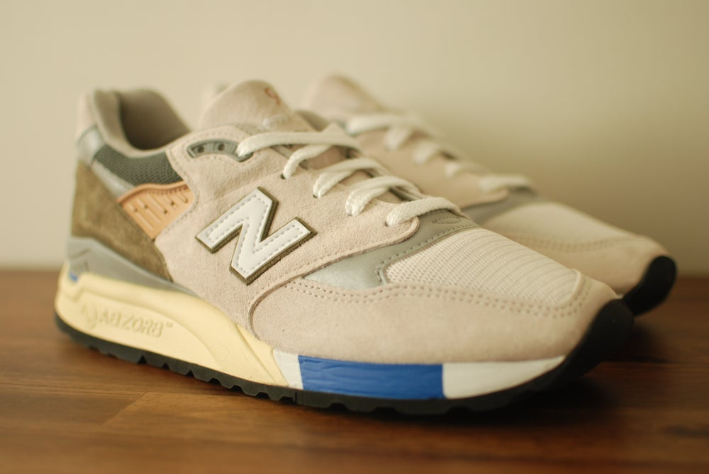 """Image of Concepts x New Balance 998 """"C-note"""""""
