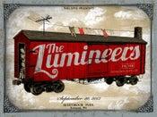 Image of The Lumineers. Marymoor Park. Sep 20