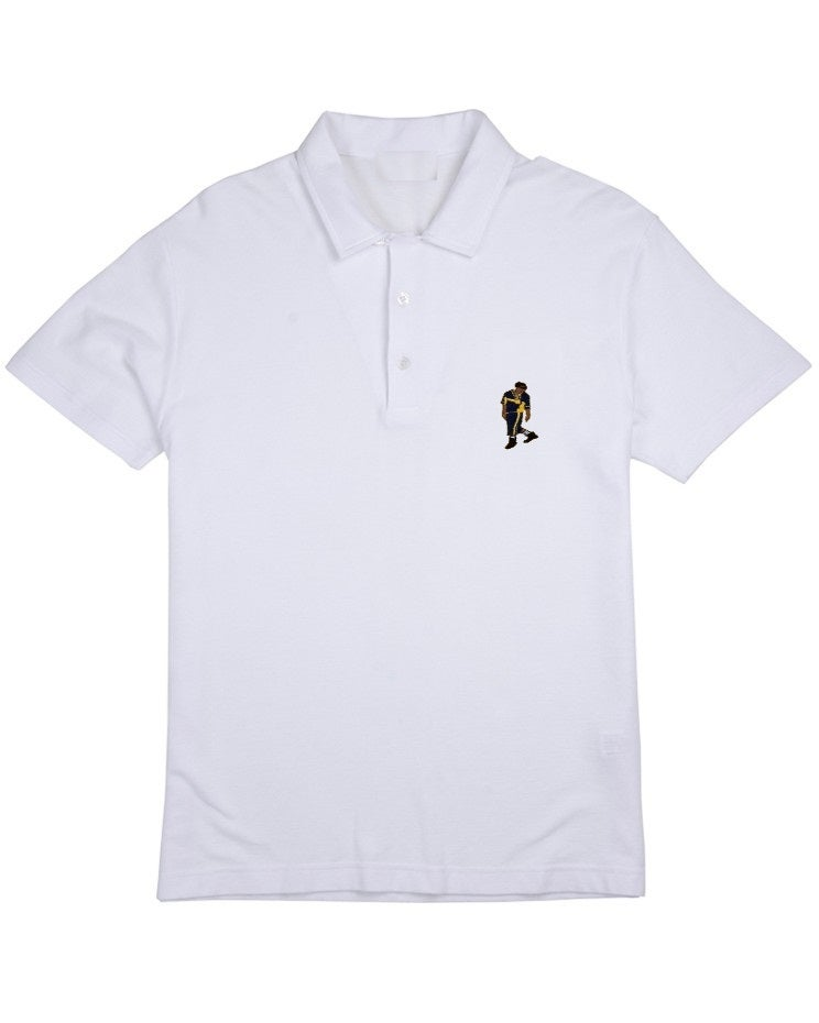 Image of The #DADALEANPOLO (White)