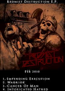 Image of RedMist Destruction - EP