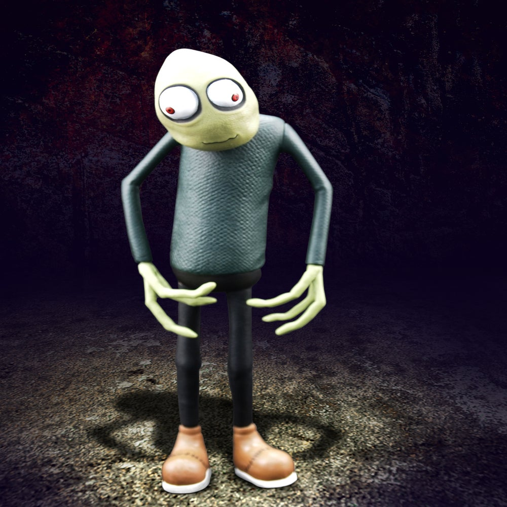 Image of SALAD FINGERS ACTION FIGURE (RED WATER VERSION)