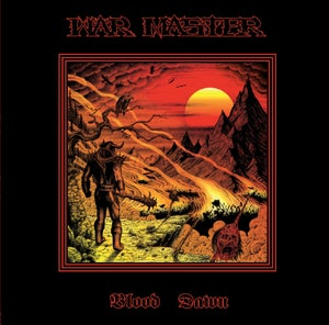 """Image of WAR MASTER Blood Dawn 12"""""""