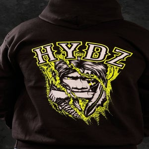 Image of Always Ready / Hoodie - Black