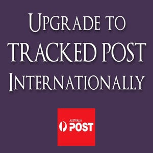 Image of International Customers: Add TRACKED POST to your purchase