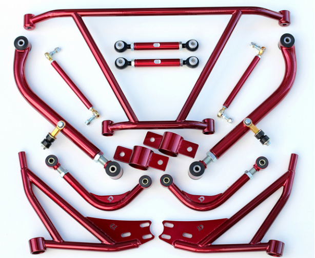Image of Ford Focus Full Suspension Kit