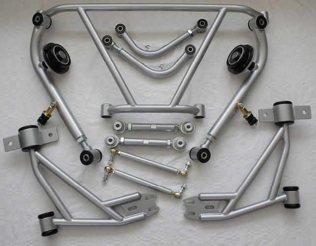 Ford Focus Full Suspension Kit Dominant Engineering