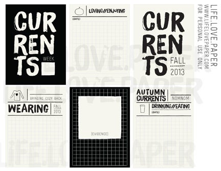 Image of LLP Fall 2013 Currents