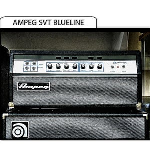 Image of AMPEG SVT BLUELINE PROFILE