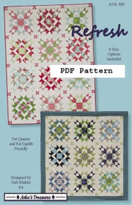 Image of Refresh PDF Pattern ANK 308