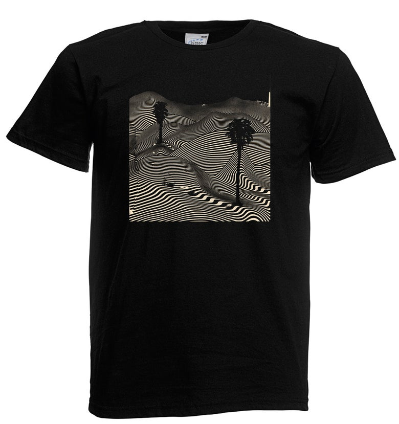 "Image of Mrs Magician – ""Strange Heaven"" Black Tee"