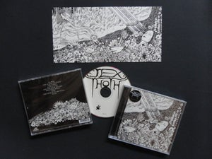 Image of Jex Thoth: Blood Moon Rise CD
